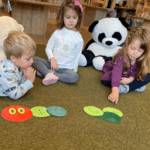 Themed learning at The Hague Pre-School